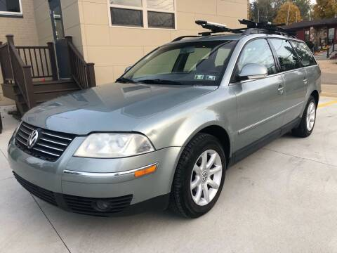 2004 Volkswagen Passat for sale at Prime Auto Sales in Uniontown OH