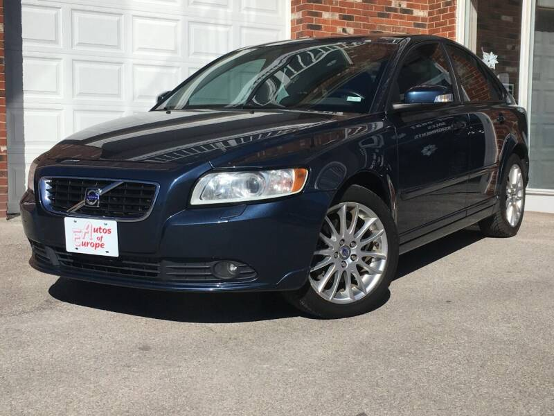 2009 Volvo S40 for sale at AUTOS OF EUROPE in Manchester MO