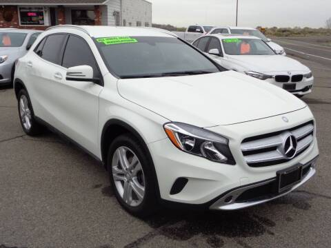 2016 Mercedes-Benz GLA for sale at John's Auto Mart in Kennewick WA