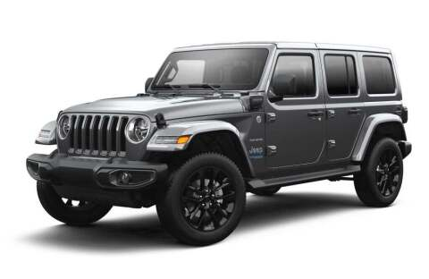 2021 Jeep Wrangler 4xe for sale at North Olmsted Chrysler Jeep Dodge Ram in North Olmsted OH