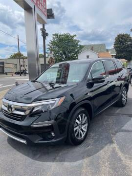 2020 Honda Pilot for sale at Red Top Auto Sales in Scranton PA