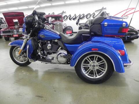 2010 Harley-Davidson TriGlide Ultra Classic for sale at 121 Motorsports in Mount Zion IL
