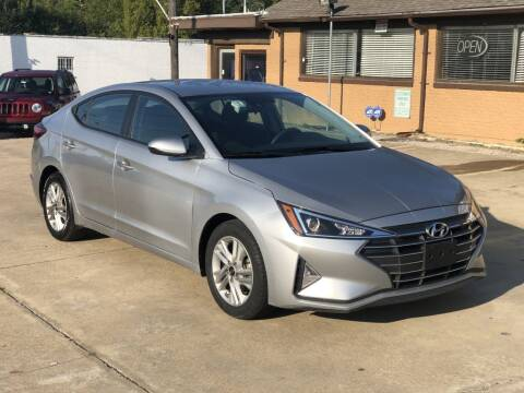 2020 Hyundai Elantra for sale at Safeen Motors in Garland TX
