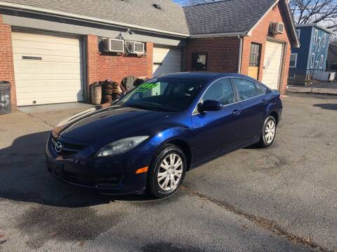 2011 Mazda MAZDA6 for sale at Emory Street Auto Sales and Service in Attleboro MA