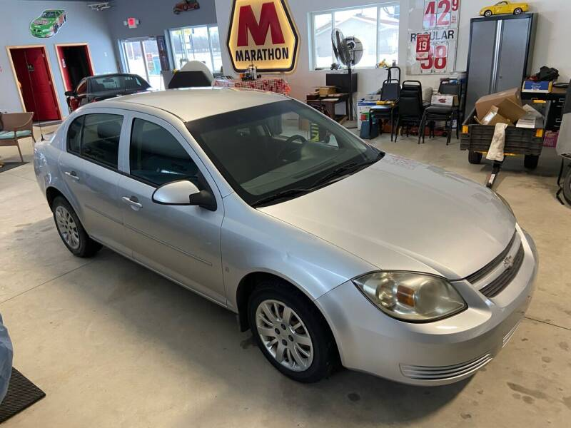 2009 Chevrolet Cobalt for sale at The Auto Depot in Mount Morris MI
