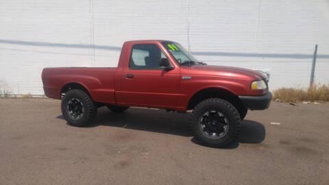 1999 Mazda B-Series Pickup for sale at Advantage Motorsports Plus in Phoenix AZ