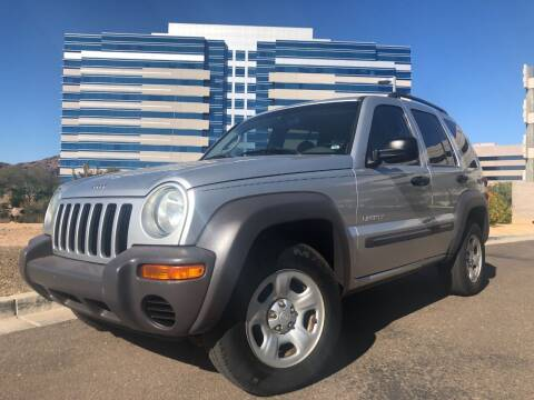 2004 Jeep Liberty for sale at Day & Night Truck Sales in Tempe AZ