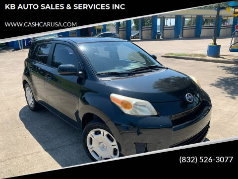 2008 Scion xD for sale at KB AUTO SALES & SERVICES INC in Houston TX