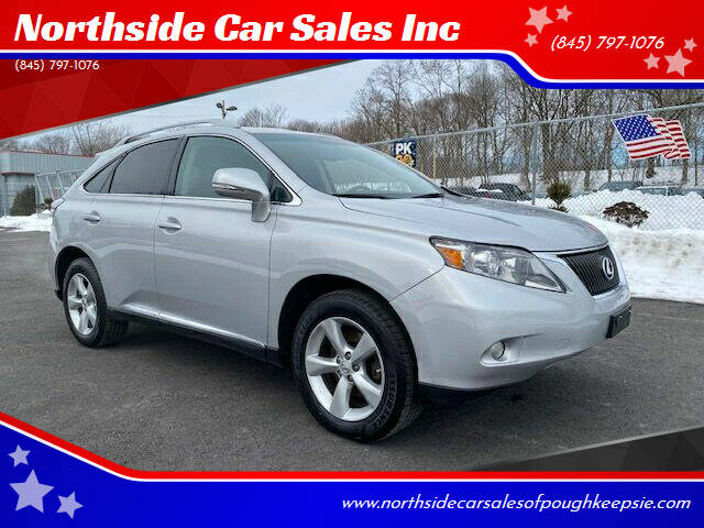 2010 Lexus RX 350 for sale at Northside Car Sales Inc in Poughkeepsie NY