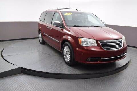 2013 Chrysler Town and Country for sale at Hickory Used Car Superstore in Hickory NC