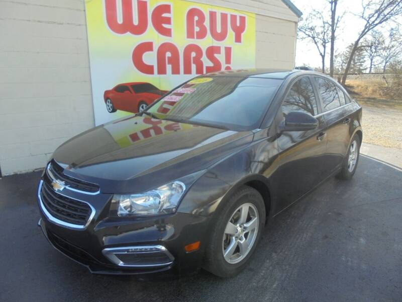 2016 Chevrolet Cruze Limited for sale at Right Price Auto Sales in Murfreesboro TN