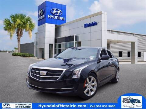 2016 Cadillac ATS for sale at Metairie Preowned Superstore in Metairie LA