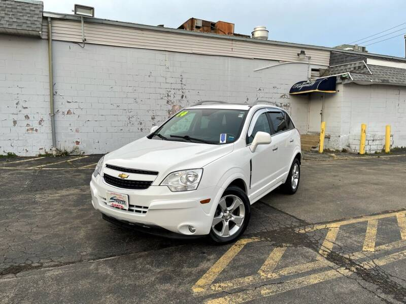 2014 Chevrolet Captiva Sport for sale at Santa Motors Inc in Rochester NY