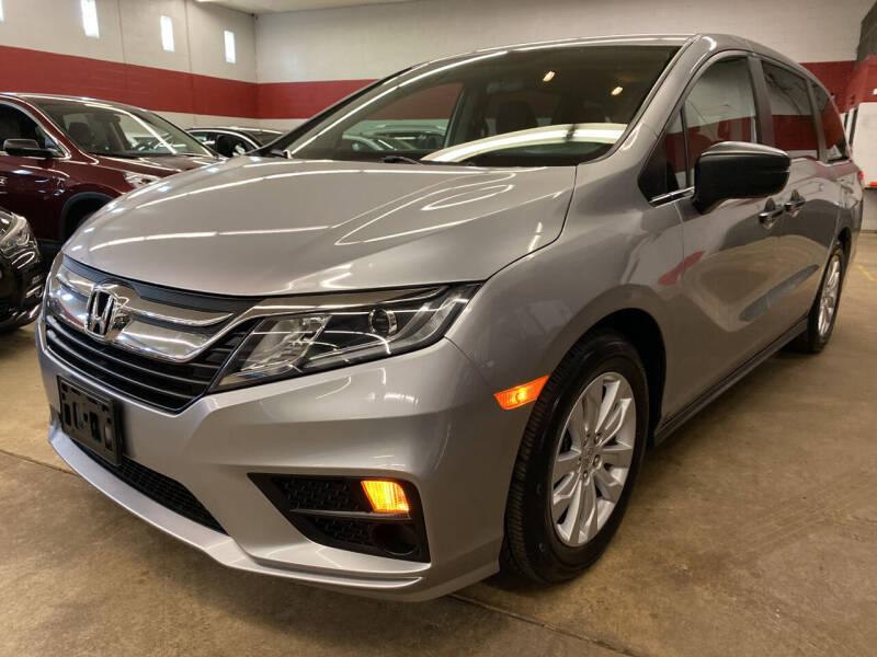 2018 Honda Odyssey for sale at Columbus Car Warehouse in Columbus OH