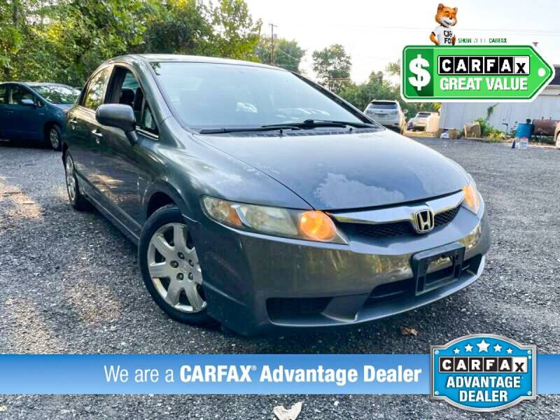 2010 Honda Civic for sale at High Rated Auto Company in Abingdon MD
