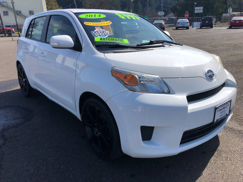 2014 Scion xD for sale at Freeborn Motors in Lafayette, OR