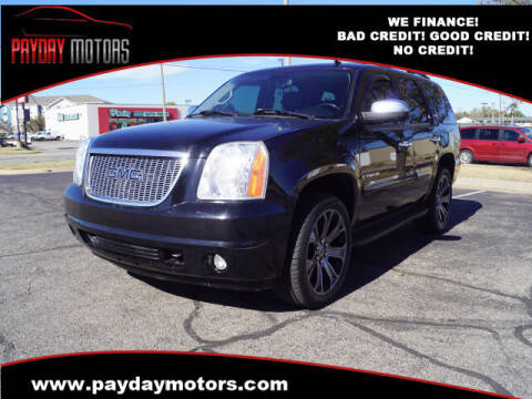2008 GMC Yukon for sale at Payday Motors in Wichita And Topeka KS