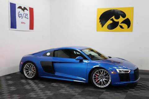 2017 Audi R8 for sale at Carousel Auto Group in Iowa City IA