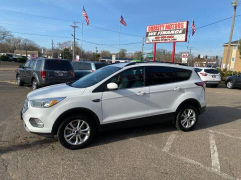 2018 Ford Escape for sale at Christy Motors in Crystal MN