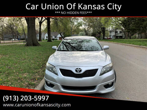 2010 Toyota Camry for sale at Car Union Of Kansas City in Kansas City MO