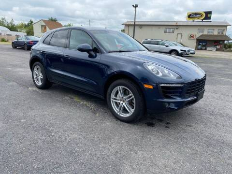 2015 Porsche Macan for sale at Riverside Auto Sales & Service in Portland ME