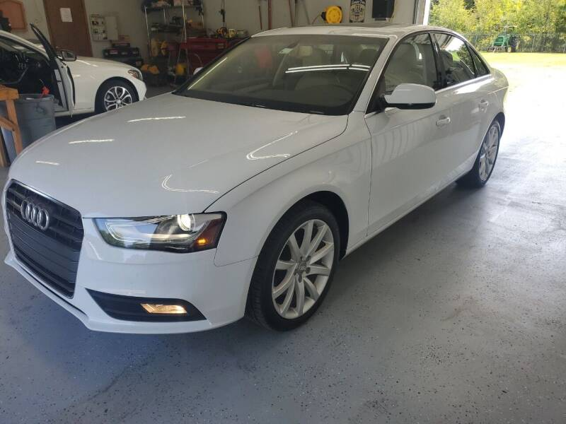 2013 Audi A4 for sale at Bailey Family Auto Sales in Lincoln AR