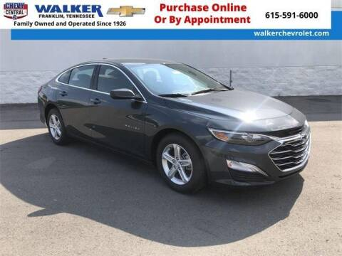 2020 Chevrolet Malibu for sale at WALKER CHEVROLET in Franklin TN