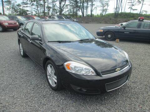 2008 Chevrolet Impala for sale at Small Town Auto Sales in Hazleton PA