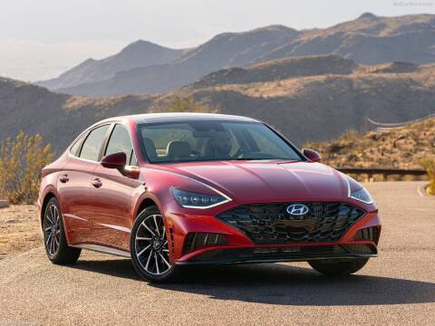 2021 Hyundai Sonata for sale at Xclusive Auto Leasing NYC in Staten Island NY