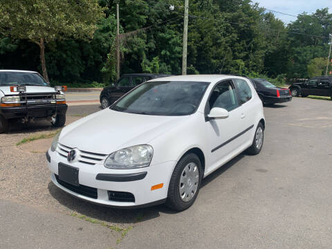 2009 Volkswagen Rabbit for sale at Manchester Auto Sales in Manchester CT