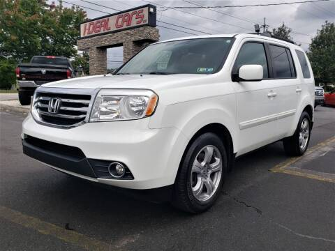 2015 Honda Pilot for sale at I-DEAL CARS in Camp Hill PA