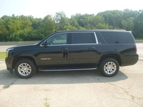 2019 GMC Yukon XL for sale at NEW RIDE INC in Evanston IL