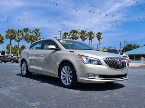 2014 Buick LaCrosse for sale at Select Autos Inc in Fort Pierce FL