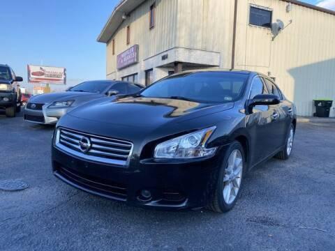 2014 Nissan Maxima for sale at Premium Auto Collection in Chesapeake VA