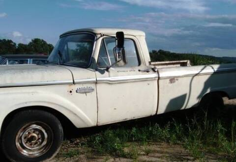 1965 Ford F-250 for sale at Haggle Me Classics in Hobart IN