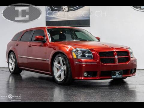 2006 Dodge Magnum for sale at Iconic Coach in San Diego CA