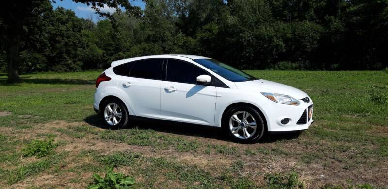2013 Ford Focus for sale at Rustys Auto Sales - Rusty's Auto Sales in Platte City MO