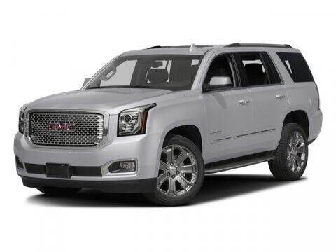 2016 GMC Yukon for sale at Auto Finance of Raleigh in Raleigh NC
