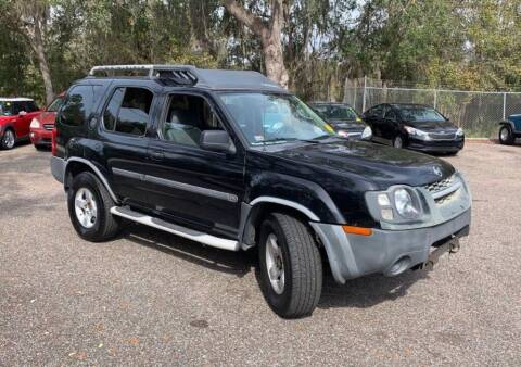 2004 Nissan Xterra for sale at Cobalt Cars in Atlanta GA