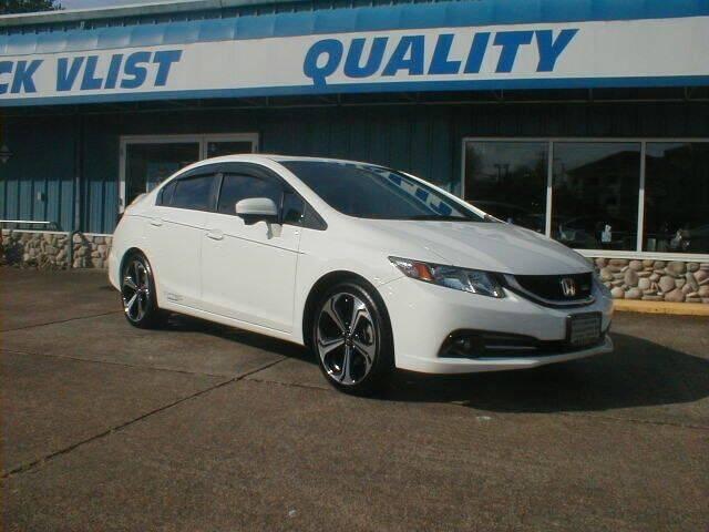 2014 Honda Civic for sale at Dick Vlist Motors, Inc. in Port Orchard WA