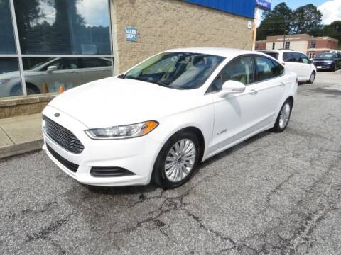2015 Ford Fusion Hybrid for sale at 1st Choice Autos in Smyrna GA