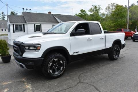 2020 RAM Ram Pickup 1500 for sale at AUTO ETC. in Hanover MA