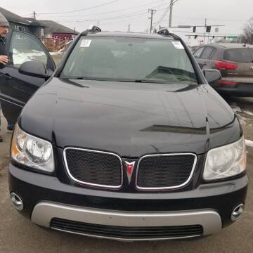 2008 Pontiac Torrent for sale at MGM Auto Sales in Cortland NY