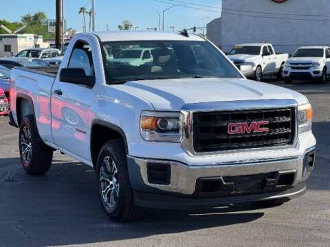 2015 GMC Sierra 1500 for sale at Brown & Brown Wholesale in Mesa AZ
