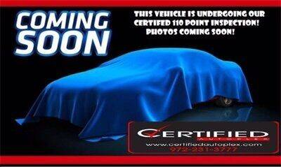 2020 Chrysler Voyager for sale at CERTIFIED AUTOPLEX INC in Dallas TX