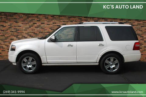 2010 Ford Expedition for sale at KC'S Auto Land in Kalamazoo MI