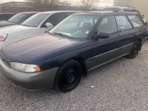 1995 Subaru Legacy for sale at City Auto Sales in Sparks NV