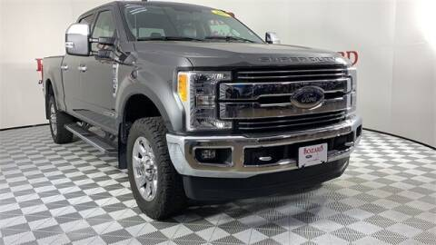 2017 Ford F-350 Super Duty for sale at BOZARD FORD in Saint Augustine FL