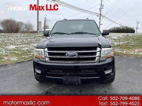 2017 Ford Expedition for sale at Motor Max Llc in Louisville KY
