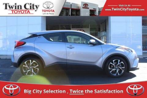2019 Toyota C-HR for sale at Twin City Toyota in Herculaneum MO